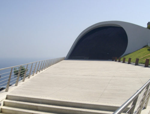 Auditorium di Ravello – Oscar Niemeyer