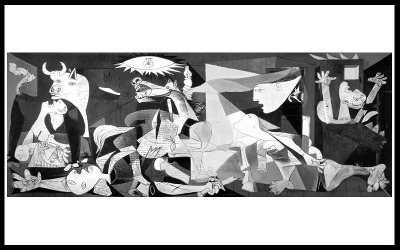 La Guernica - quadro di Picasso