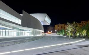 Maxxi Museo nazionale arti del XXI secolo
