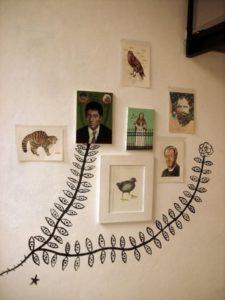 Mostra di Gurnari alla galleria Zelle arte