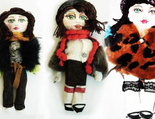 "Intervista a Federica Toppan – Da Poupette a ""pupétte"", nuova serie di art toys"