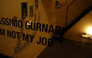 mostra personale di Massimo Gurnari alla galleria Zelle arte di Palermo