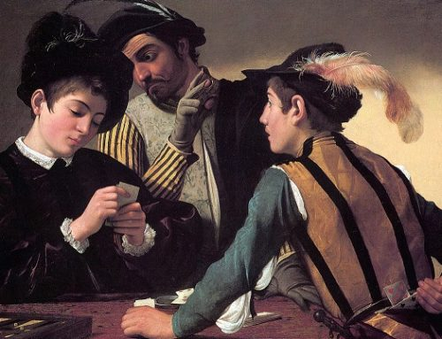 Arte e gioco d'azzardo: i dipinti che hanno scritto la storia