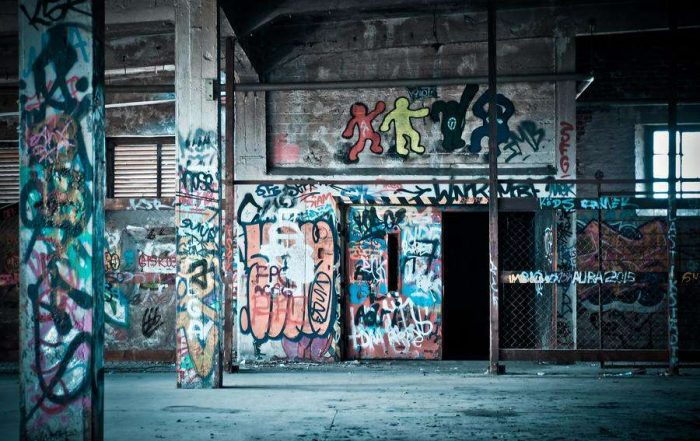 Differenza tra street art e graffitismo