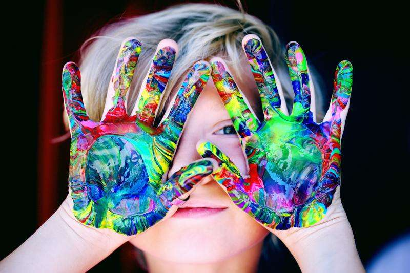 L'importanza della pittura nei bambini